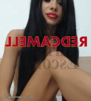 Dhalia nuru massage in Lebanon