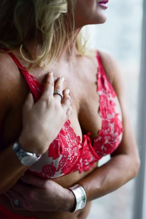 Milca erotic massage in Summit